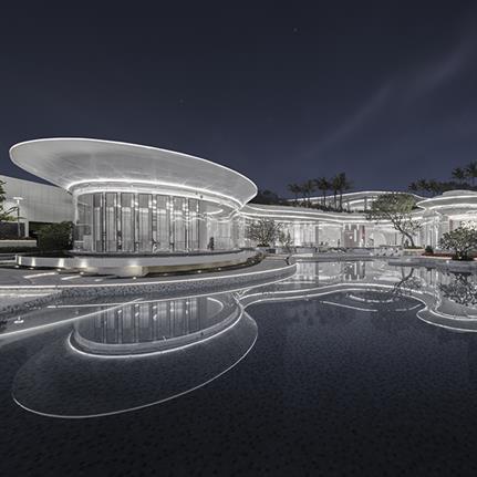 2021 WAN Awards entry: Yango • Sunye Group: The Peninsula - HZS Design (Shanghai) Co., Ltd.