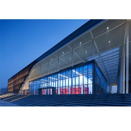2021 WAN Awards entry: Yizheng Comprehensive Gymnasium - The Architectural Design & Research Institute of Zhejiang University Co., Ltd. (UAD)
