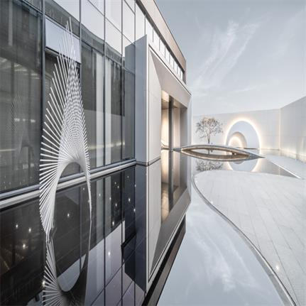2021 WAN Awards entry: COB: Mansion of Renaissance - HZS Design (Shanghai) Co., Ltd.