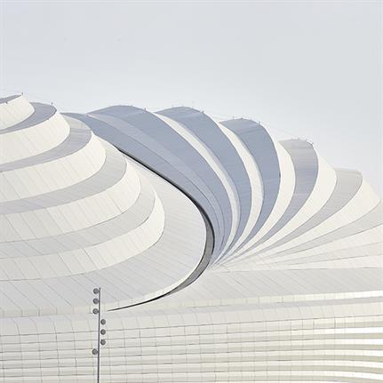 2021 WAN Awards entry: Al Janoub Stadium - Zaha Hadid Architects