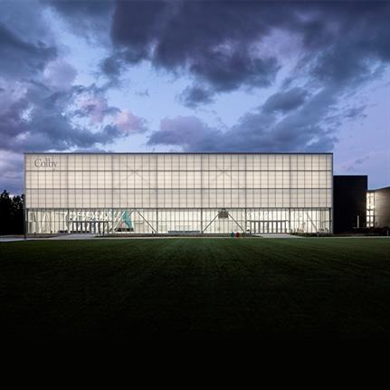 2021 WAN Awards entry: Harold Alfond Athletics and Recreation Center, Colby College - Hopkins Architects