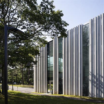 2020 WAN Awards entry: Health and Wellness Center | Suffolk County Community College - ikon.5 architects
