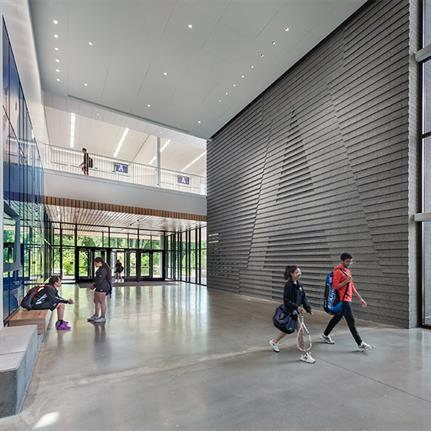 2020 WAN Awards entry: Snyder Center, Phillips Academy Andover - Perkins and Will