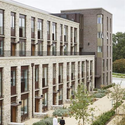 2019 WAN Awards: Eddington, Lot 1: North West Cambridge - WilkinsonEyre with Mole
