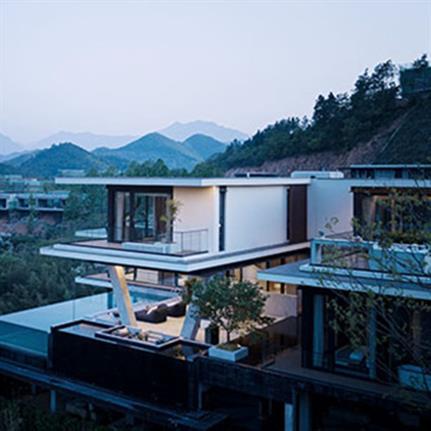 2021 WAN Awards entry: Peach Blossom Future Villa (Phase 2) - Bluetown Architects