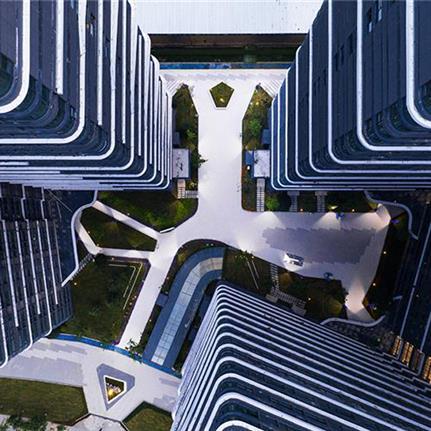 2021 WAN Awards entry: CIFI Ronghua Park Avenue, Xi'an - HZS Design (Shanghai) Co., Ltd.