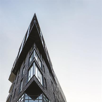 2021 WAN Awards entry: Hyllie Corner - Juul | Frost Architects