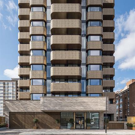 2019 WAN Awards: The Compton by Regal London - Simon Bowden Architecture