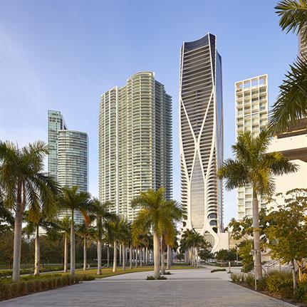 2021 WAN Awards entry: One Thousand Museum - Zaha Hadid Architects