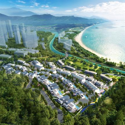 2021 WAN Awards entry: Skyline Villa - Xiaojing Bay - Original Vision Limited