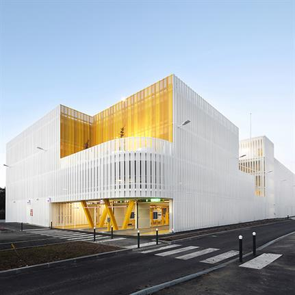2021 WAN Awards entry: Parking in Nantes - IDOM