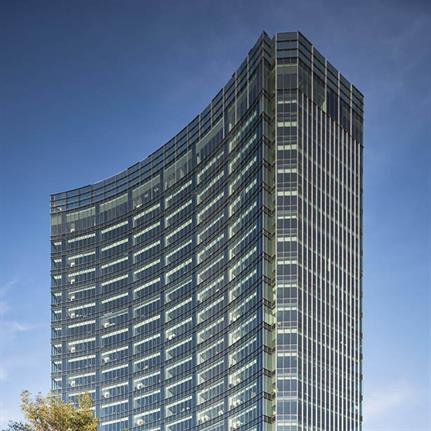 2019 WAN Awards:  Glorieta Insurgentes Tower - CIMET Arquitectos