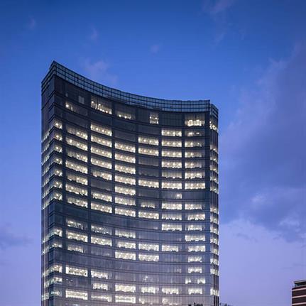2019 WAN Awards:  Glorieta Insurgentes Tower - CIMET Arquitectos