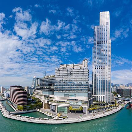 2021 WAN Awards entry: Victoria Dockside - New World Development Company Limited