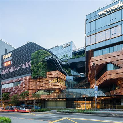 2020 WAN Awards entry: Funan - Woods Bagot