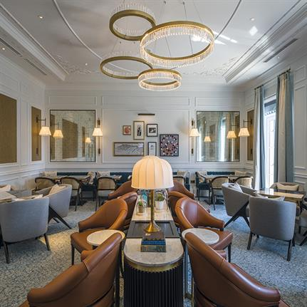2019 WIN Awards:  Hilton Imperial Dubrovnik - Goddard Littlefair