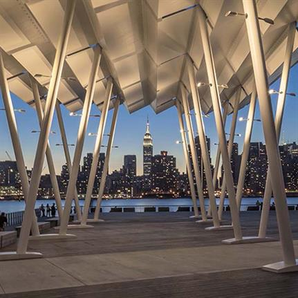 Urban landscape at the forefront of design