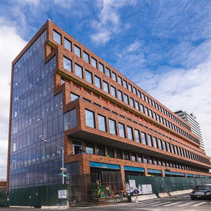 New office ends half-century hiatus