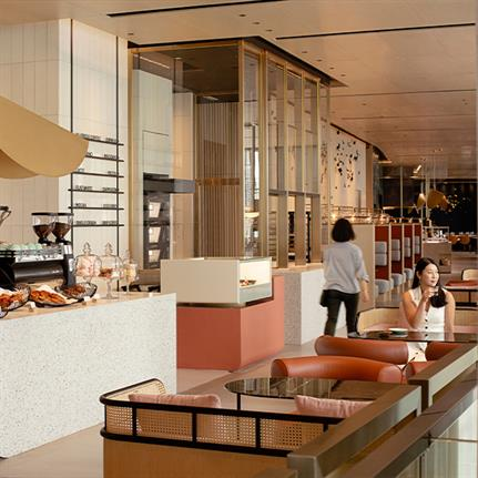 2021 WIN Awards entry: Feast - Conran and Partners