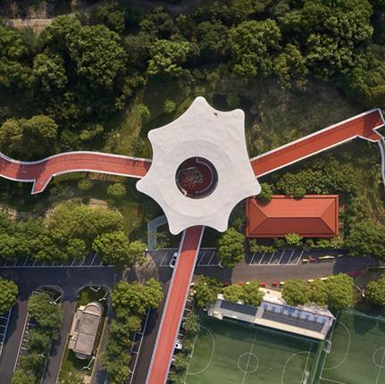 2020 WAN Awards entry: Jiangying Greenway - Brearley architects and Urbanists