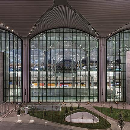 2019 WAN Awards: Istanbul Airport - Grimshaw, Nordic-Office of Architecture, Haptic Architects, Scott Brownrigg, Fonksiyon / TAM / Kiklop