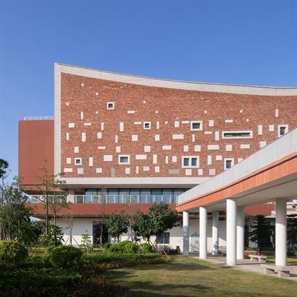 2020 WAN Awards entry: Teaching Block A&B in Jinjiang Campus of Fuzhou University - Yunchao Xu/Atelier Apeiron