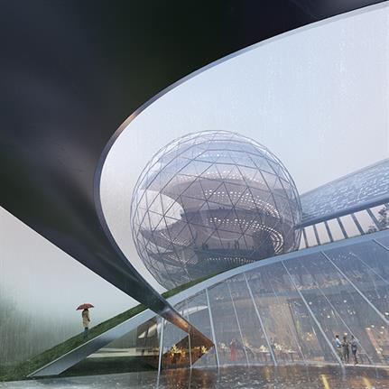 2021 WAN Awards entry: Human Convergence - Form4 Architecture