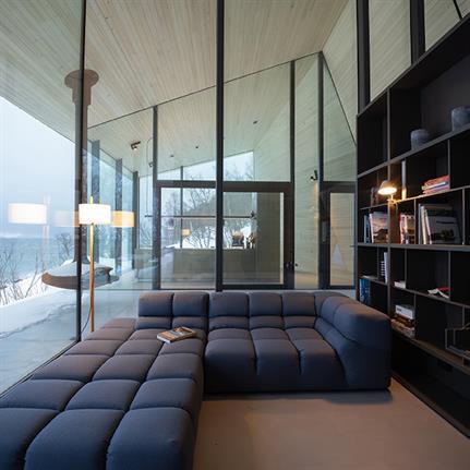 2021 WIN Awards entry: Aurora Lodge - Snorre Stinessen Architecture