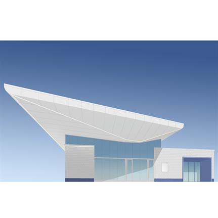 2020 WAN Awards entry: DMV Inglewood Field Office Replacement - Paul Murdoch Architects
