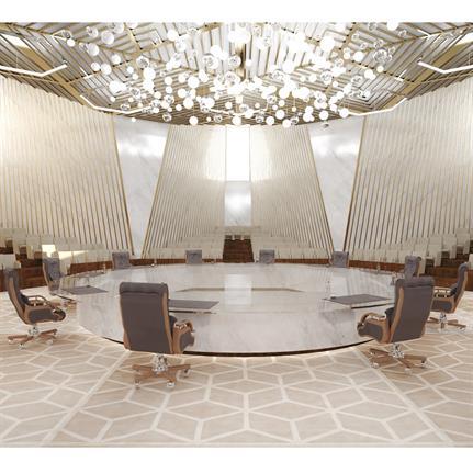 2020 WAN Awards entry: GCC General Secretariat Complex - Pace