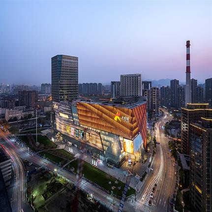 2019 WAN Awards: Joy City Hangzhou - Benoy Limited