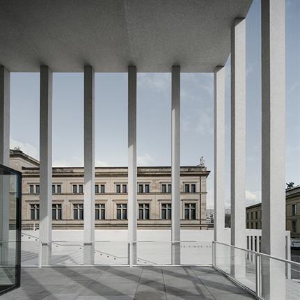 2019 WAN Awards: James-Simon-Galerie - David Chipperfield Architects