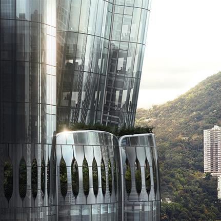 2021 WAN Awards entry: 2 Murray Road Commercial Development - Zaha Hadid Architects