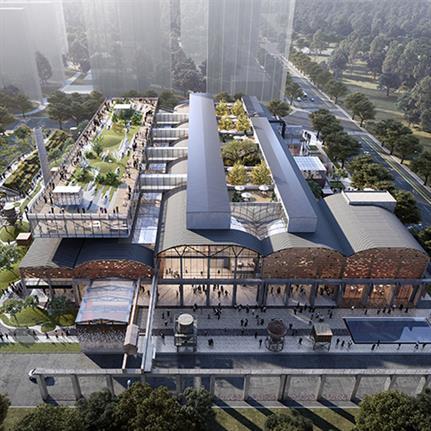 2020 WAN Awards entry: Renovation of Jinan No.1 Machine Tool Factory - DC Alliance