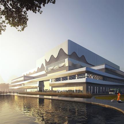2021 WAN Awards entry: Nanning Waste-to-Energy Power Plant - United Units Architects