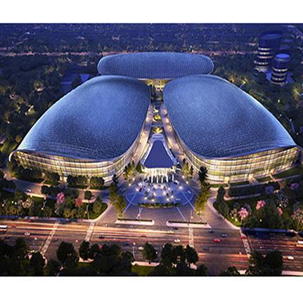 2020 WAN Awards entry: Wanxiang Innova City, Area 1 - SmithGroup