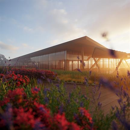 2021 WAN Awards entry: Verdant Sanctuary - Form4 Architecture