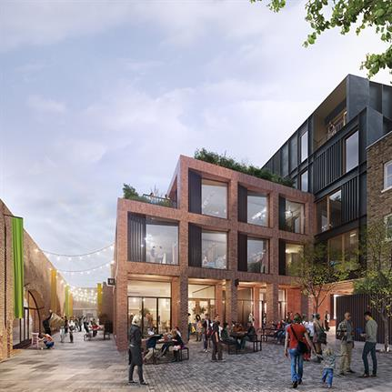 2021 WAN Awards entry: Lower Marsh - Conran and Partners