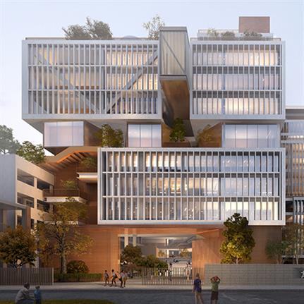 2021 WAN Awards entry: Shenzhen Longling School - Shenzhen Yijing Architectural design Co.,Ltd