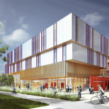 2020 WAN Awards entry: British Columbia Institute of Technology Health Sciences Centre - Stantec Architecture Ltd.