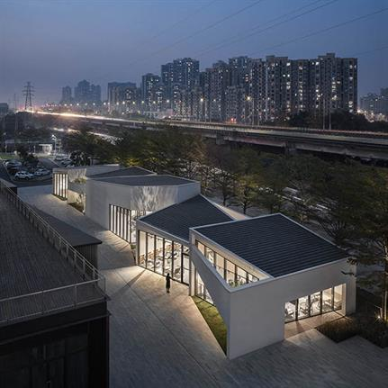 2019 WAN Awards: Living Art Pavilion - MOZHAO ARCHITECTS