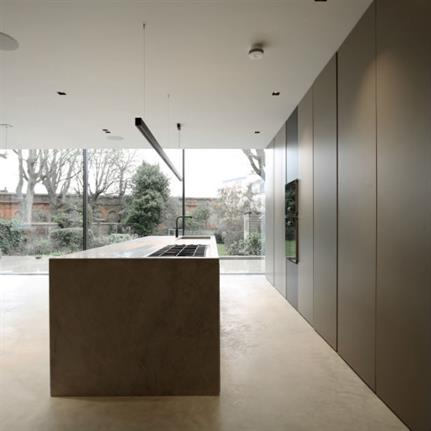 Amazing glazing extends new home