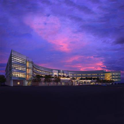 2021 WAN Awards entry: Antelope Valley Replacement Hospital - RBB Architects Inc
