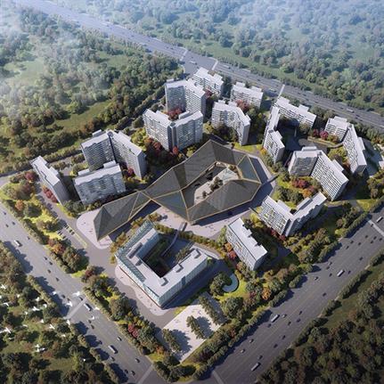 2021 WAN Awards entry: Taikang Community Xiang Garden - Jackson Teece