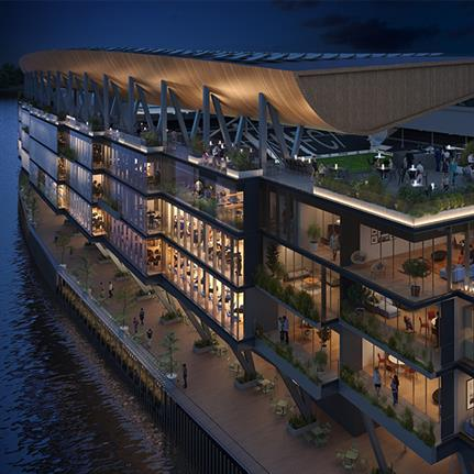 2020 WAN Awards entry: Fulham FC Riverside Stand Redevelopment - Populous