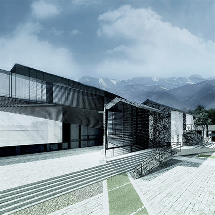 2020 WAN Awards entry: Transformer Factory Theatrical District - Atelier Alter Architects