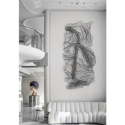 2021 WIN Awards entry: The Duplex Apartment of Yanlord Marina Center - T.K. Chu Design