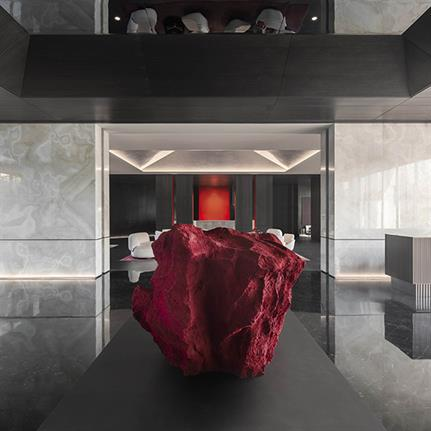 2021 WIN Awards entry: Jianghe Clubhouse - MDO