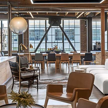 2019 WIN Awards: Norwest Venture Partners San Francisco - Rapt Studio