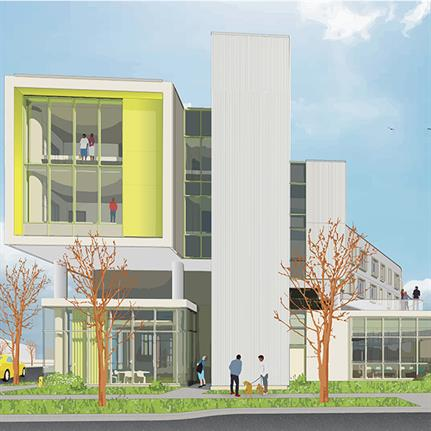 2019 WAN Awards:  Northtown Library and Affordable Housing - Perkins+Will